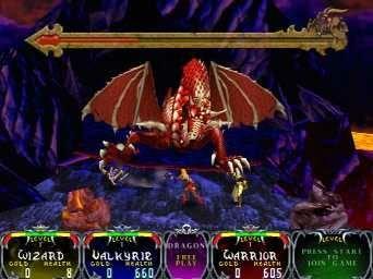 Gauntlet Legends  © Atari Games 1998  (ARC)   2/4