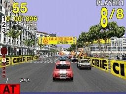 GTI Club: Rally Cote D' Azur (ARC)  © Konami 1997   2/2