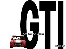 GTI Club: Rally Cote D' Azur (ARC)  © Konami 1997   1/2