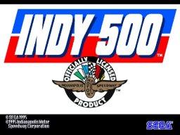 Indy 500 (1995) (ARC)  © Sega 1995   1/5