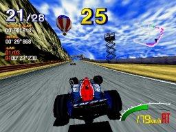 Indy 500 (1995) (ARC)  © Sega 1995   2/5