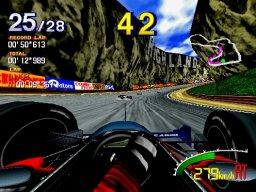 Indy 500 (1995) (ARC)  © Sega 1995   3/5