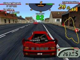 Le Mans 24 (ARC)  © Sega 1998   2/5