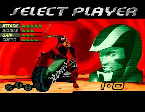Motor Raid (ARC)  © Sega 1997   5/6