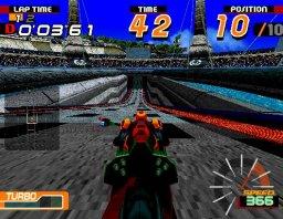 Motor Raid (ARC)  © Sega 1997   2/6