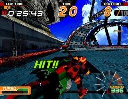 Motor Raid (ARC)  © Sega 1997   3/6