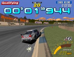 Sega Touring Car Championship (ARC)  © Sega 1996   2/3
