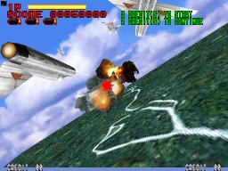 Operation Thunder Hurricane (ARC)  © Konami 1997   3/3