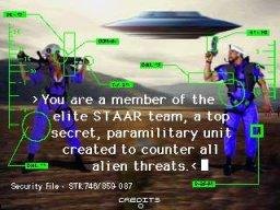 Area 51 (ARC)  © Atari Games 1995   2/5