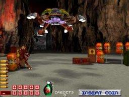 Area 51 (ARC)  © Atari Games 1995   3/5