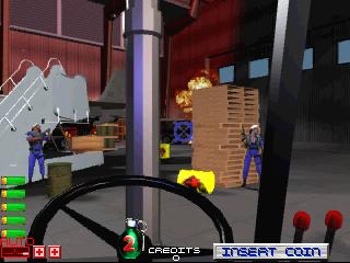 Area 51 (ARC)  © Atari Games 1995   4/5