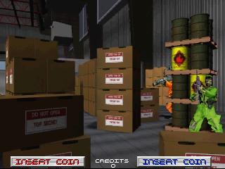 Area 51 (ARC)  © Atari Games 1995   5/5