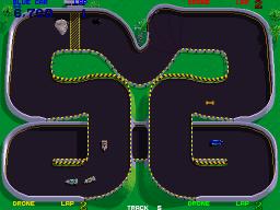 Championship Sprint (ARC)  © Atari Games 1986   3/4