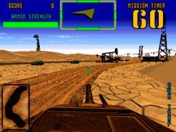 Desert Tank (ARC)  © Sega 1994   1/4