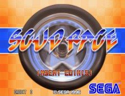 Scud Race (ARC)  © Sega 1996   1/6