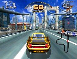 Scud Race (ARC)  © Sega 1996   2/6