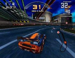 Scud Race (ARC)  © Sega 1996   3/6
