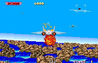 After Burner  © Sega 1987  (ARC)   3/3