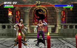 Mortal Kombat 3 (ARC)  © Midway 1995   3/6