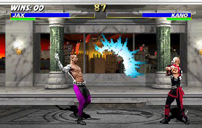 Mortal Kombat 3 (ARC)  © Midway 1995   4/6