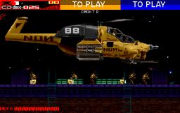 Revolution X (ARC)  © Midway 1994   2/3