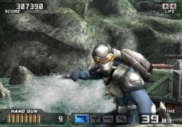 Time Crisis 3 (PS2)  © Namco 2003   2/3