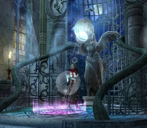 Castlevania: Lament Of Innocence  © Konami 2003  (PS2)   9/9