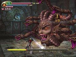 Castlevania: Lament Of Innocence  © Konami 2003  (PS2)   2/9
