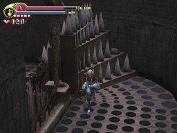 Castlevania: Lament Of Innocence  © Konami 2003  (PS2)   3/9