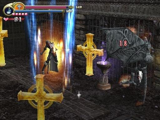 Castlevania: Lament Of Innocence  © Konami 2003  (PS2)   7/9