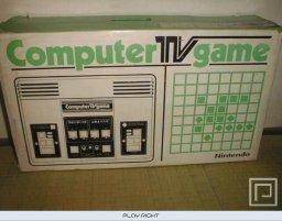 Nintendo Computer TV Game ()  © Nintendo 1980   1/2