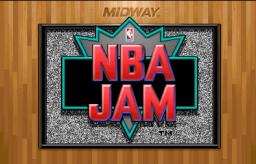 NBA Jam (ARC)  © Midway 1993   1/3