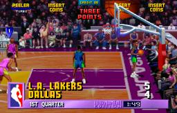 NBA Jam (ARC)  © Midway 1993   3/3