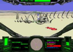 T-Mek (ARC)  © Atari Games 1994   3/5