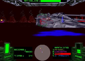 T-Mek (ARC)  © Atari Games 1994   4/5