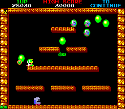 Bubble Bobble (ARC)   © Taito 1986    2/8