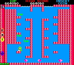 Bubble Bobble (ARC)   © Taito 1986    4/8