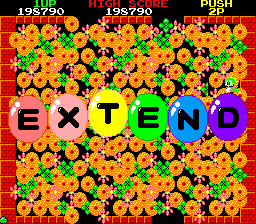 Bubble Bobble (ARC)   © Taito 1986    8/8