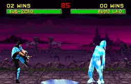 Mortal Kombat II (ARC)  © Midway 1993   2/5