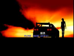 Midnight Run (ARC)  © Konami 1995   3/3