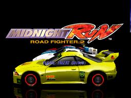 Midnight Run (ARC)  © Konami 1995   1/3