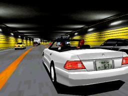 Midnight Run (ARC)  © Konami 1995   2/3