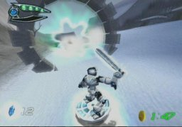 Bionicle (PS2)   © LEGO Media 2003    1/3