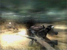 Steel Battalion: Line Of Contact (XBX)  © Capcom 2004   2/3