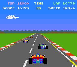 Pole Position (ARC)  © Namco 1982   3/3