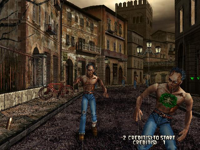 The House Of The Dead 2 (ARC)  © Sega 1998   4/4