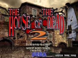 The House Of The Dead 2 (ARC)  © Sega 1998   1/4