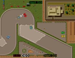 Hot Rod (ARC)  © Sega 1988   3/3