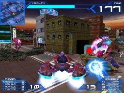 Alien Front Online (DC)  © Sega 2001   3/6