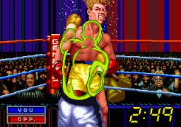 Title Fight (ARC)  © Sega 1991   1/3